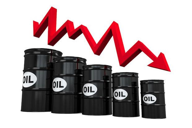 قیمت نفت خام به شدت سقوط کرد/نرخ طلای سیاه همچنان بالای ۸۰ دلار