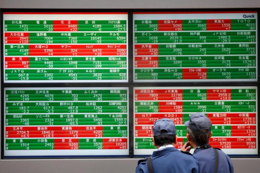 سهام آسیایی اندکی رشد کرد/ سهام چین پایین آمد