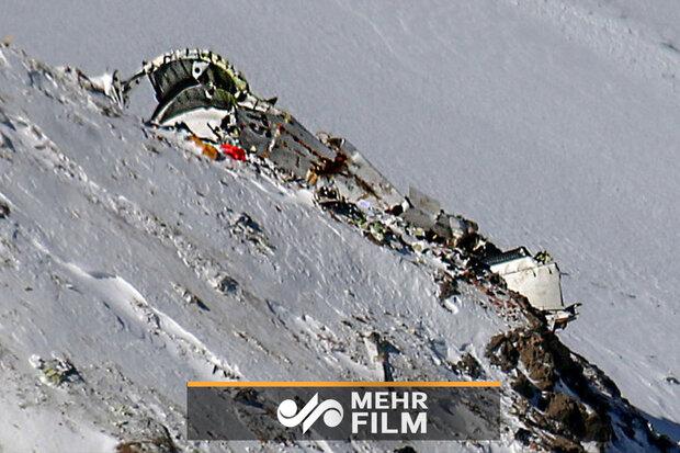 مقصر سقوط هواپیما تهران به یاسوج کیست؟